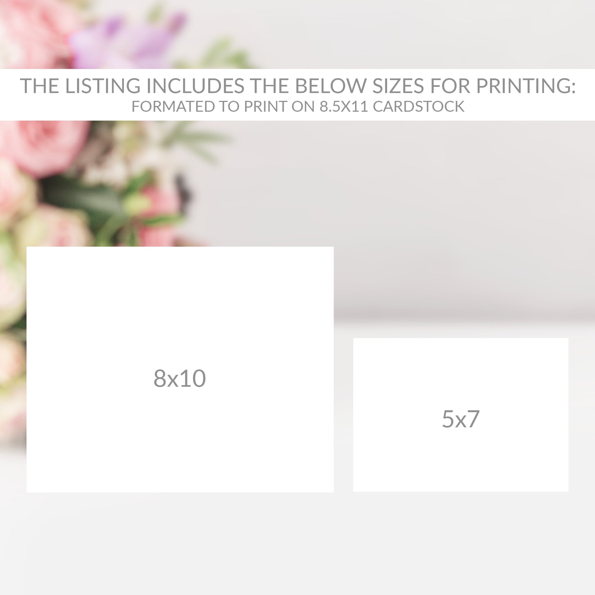 Bridal Shower Address an Envelope Sign, INSTANT DOWNLOAD, Make Yourself the Addressee Sign, Printable Bridal Shower Decorations - SFB100 - @PlumPolkaDot