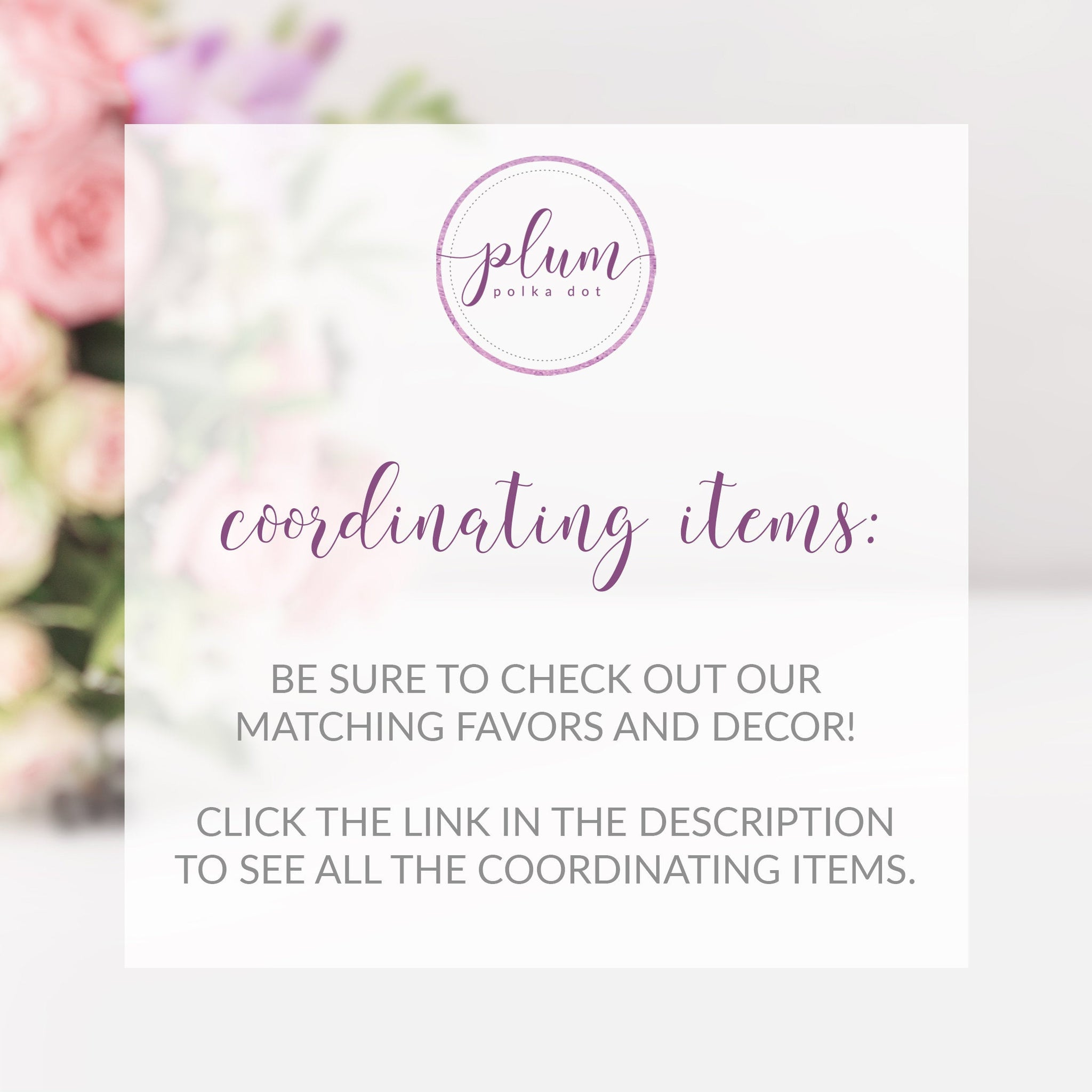 Tea Party Bridal Shower Invitation Template, Pink Floral Bridal Shower Invite Printable, Editable DIGITAL DOWNLOAD - FR100 - @PlumPolkaDot