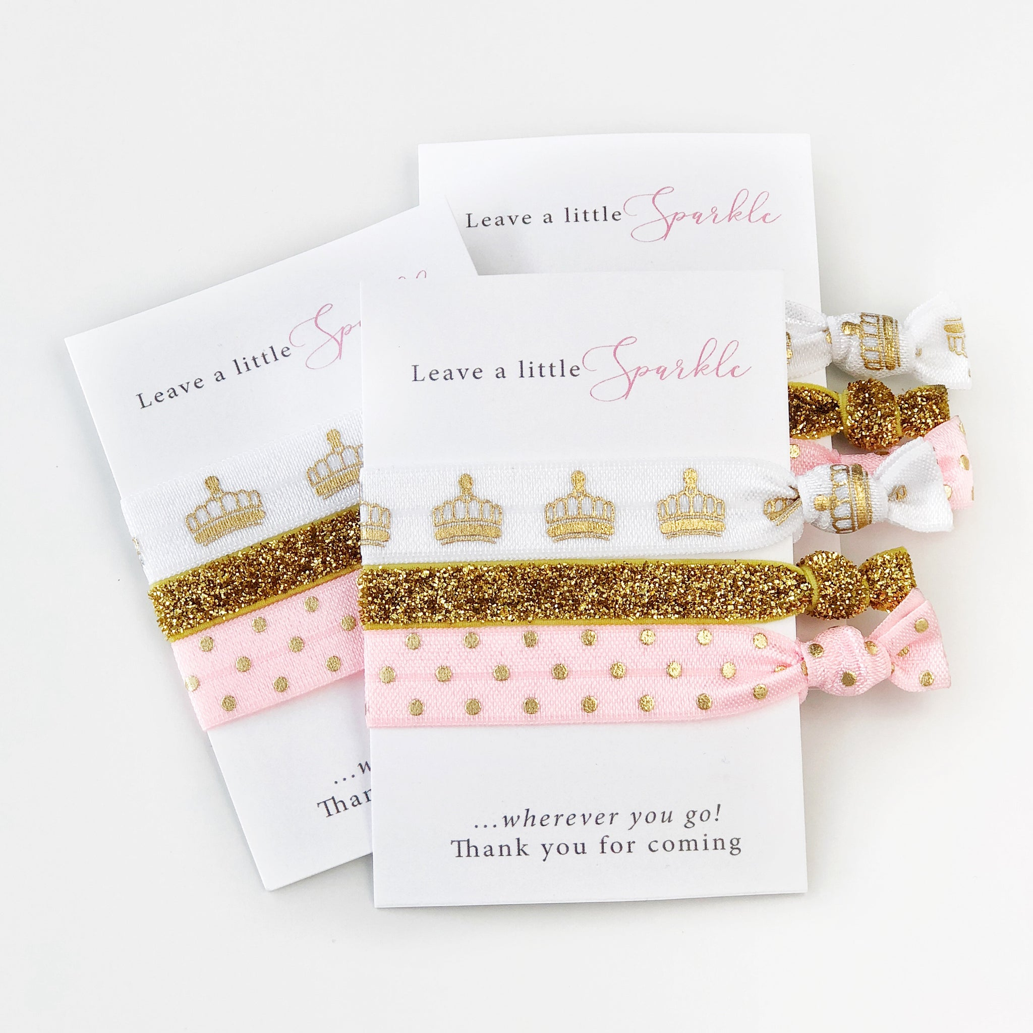 Princess Party Favors - Princess Birthday Party - Princess Baby Shower - @PlumPolkaDot