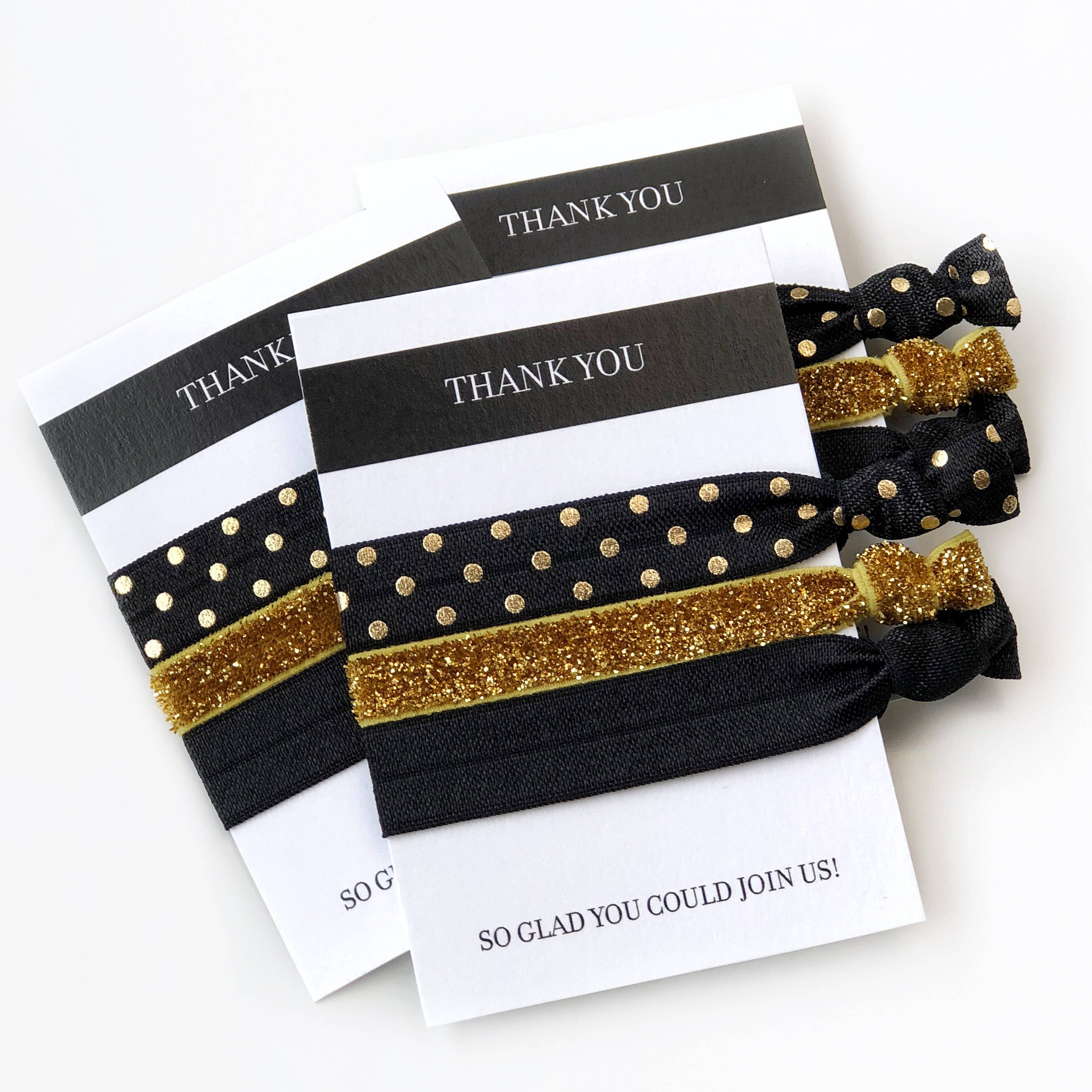 black and gold party favors party favor ideas for adults plumpolkadot
