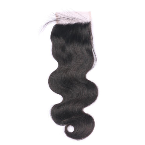 Body Wave Lace Closure -Frequency Virgin Hair (Store Stock) - Rich Connections, Extensions, Bundles, Frontals, Closures