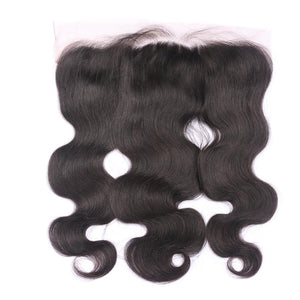 Body Wave Lace Frontal- Frequency Virgin Hair (Store Stock) - Rich Connections, Extensions, Bundles, Frontals, Closures