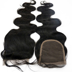 Body Wave Lace Closure - Gold LUXE Collection - Rich Connections, Extensions, Bundles, Frontals, Closures