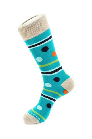 Mini Polka Dot Sock