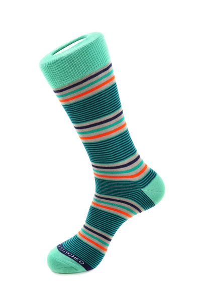 Mini Repeat Stripe Sock