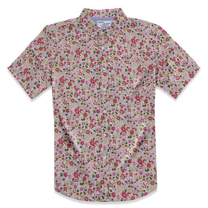 Graphic Floral Shirt