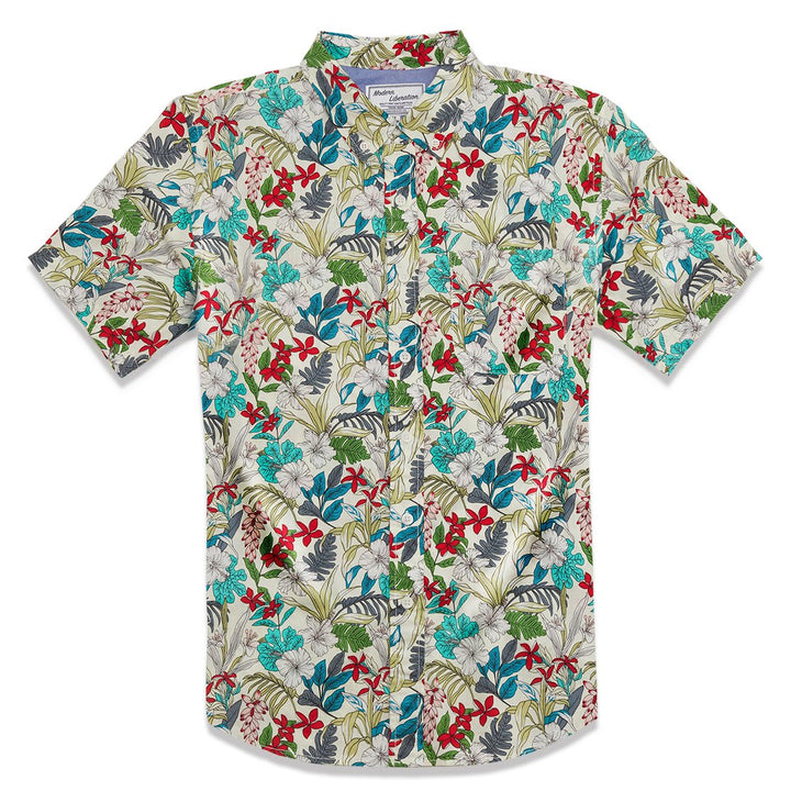 Flower Sketch Shirt