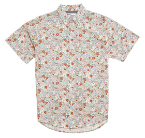 Multi-Color Floral Shirt