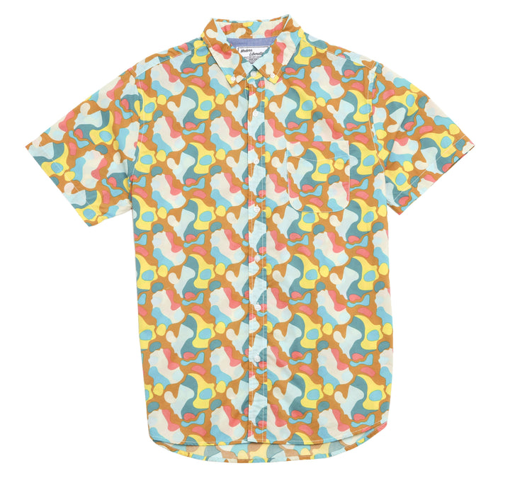Color Camouflage Shirt
