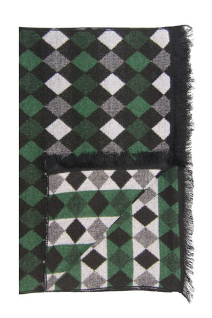 Green Diamond Scarf