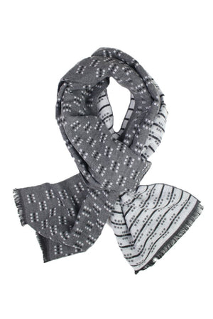 Nine Square Scarf from DIBI