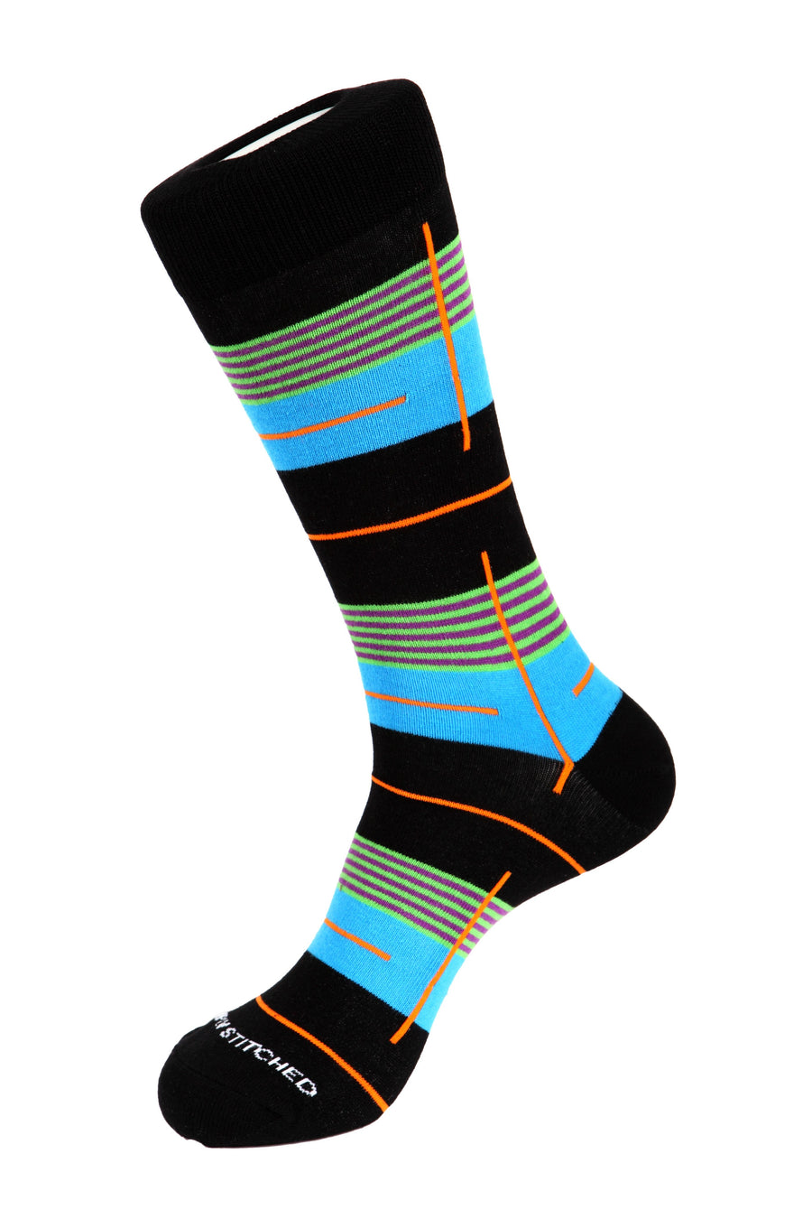 Gate Stripe Sock