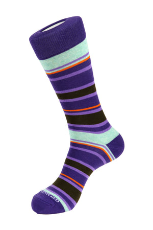 Rad Stripe Sock