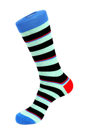 Safety Stripe Sock