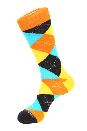 Traditional Argyle Sock