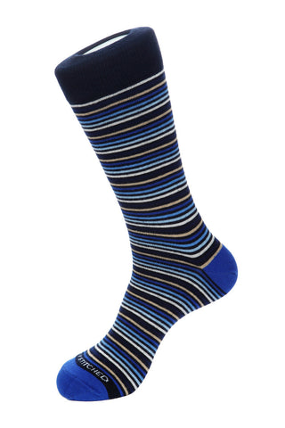 June Stripe Sock