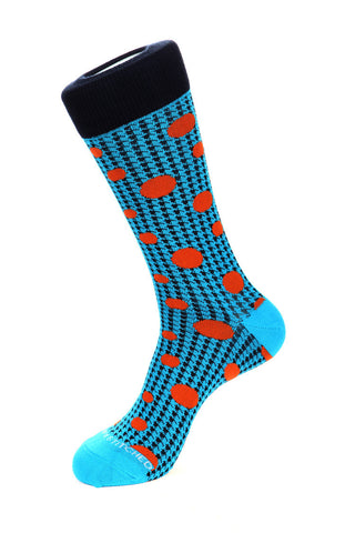 Oval Dots Sock
