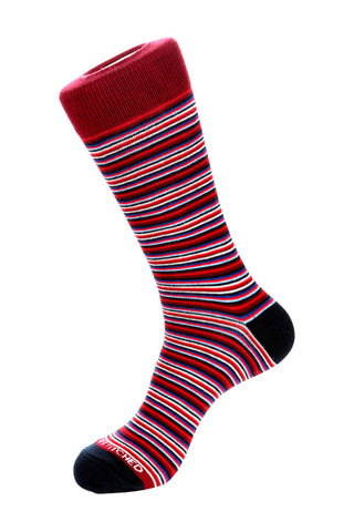 Alexander Stripe Sock