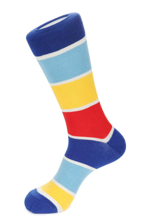 Beach Stripe Sock