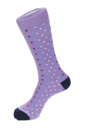 Mini Dot Sock