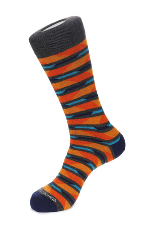Lean Stripe Sock