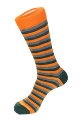 3 Color Basic Sock