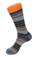 Sea Stripe Sock