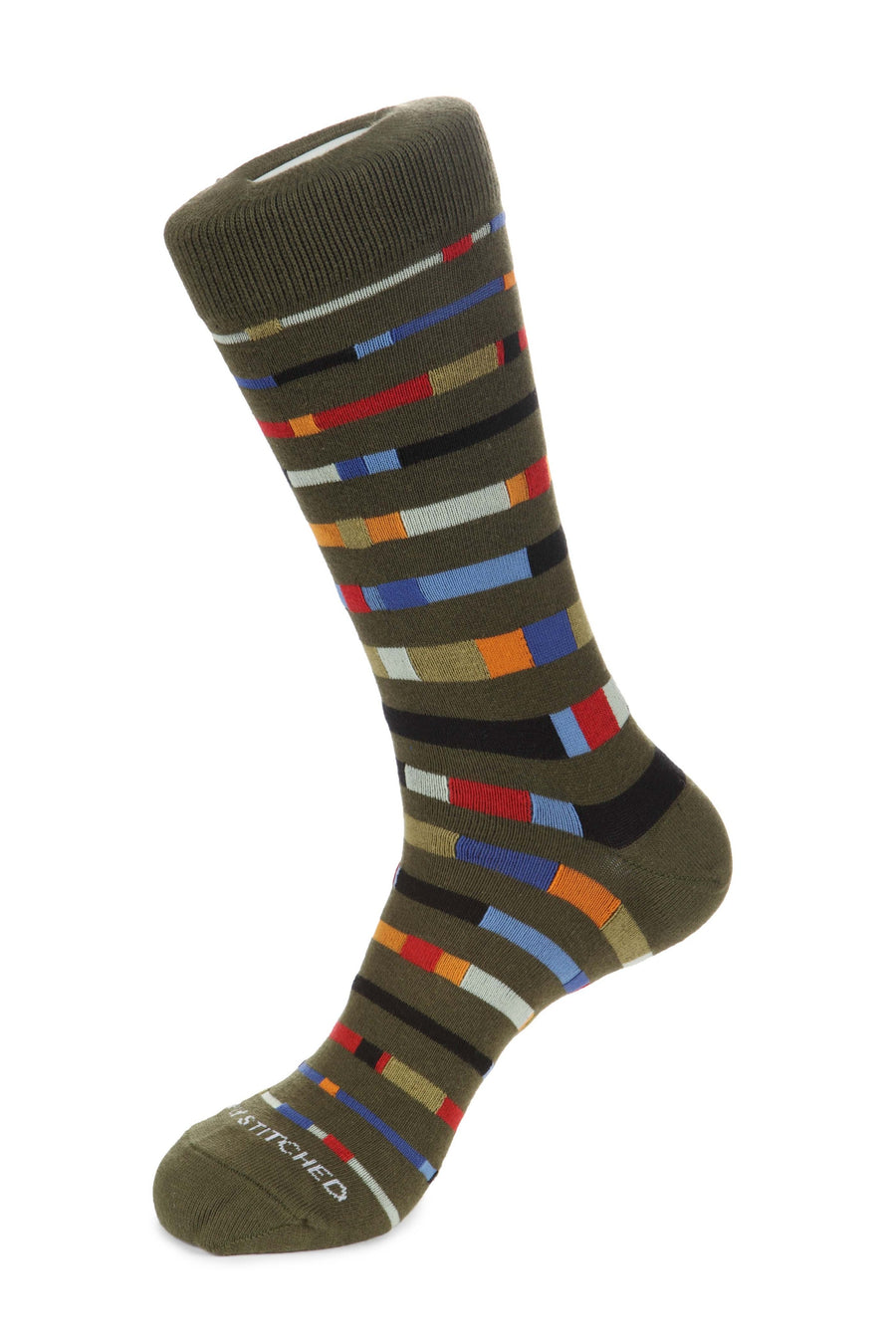 Occasional Stripe Sock