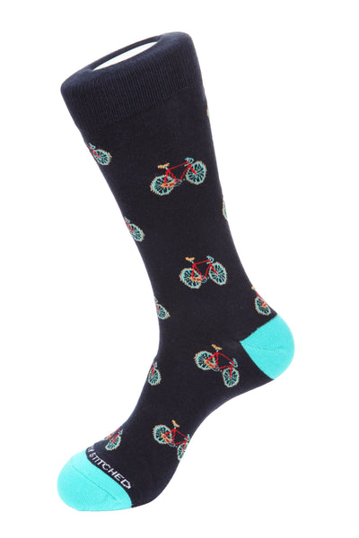 Fixie Bike Socks