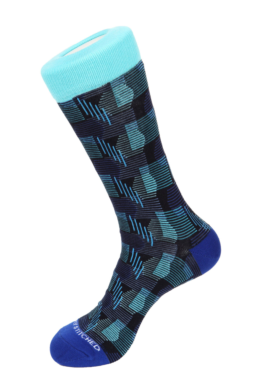 Retro Stripe Socks