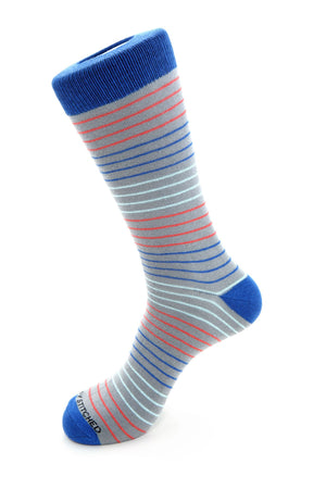 4 Color Stripe Sock