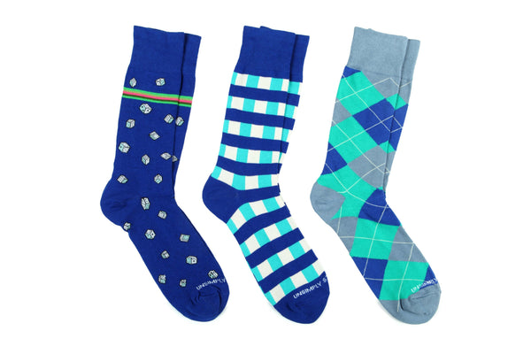 9 Pair Crew Sock Value Pack