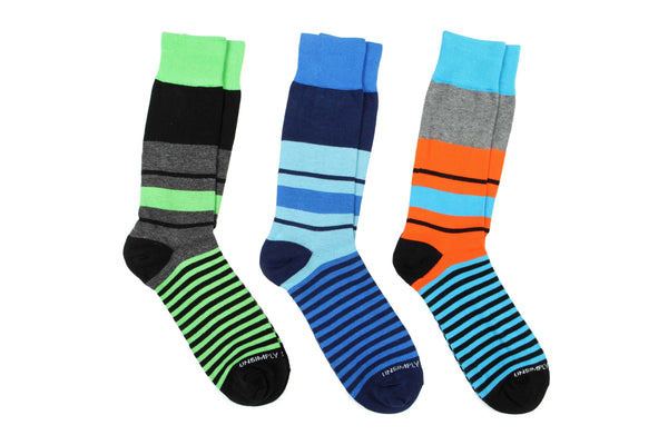 12 Pair Crew Sock Value Pack