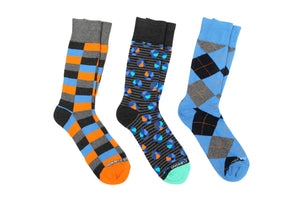 14 Pair Crew Sock Value Pack