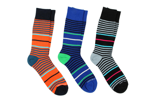 19 Pair Crew Sock Value Pack