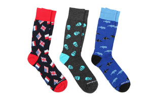 20 Pair Crew Sock Value Pack