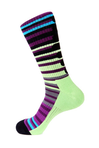 Power Stripe - Athletic Sock
