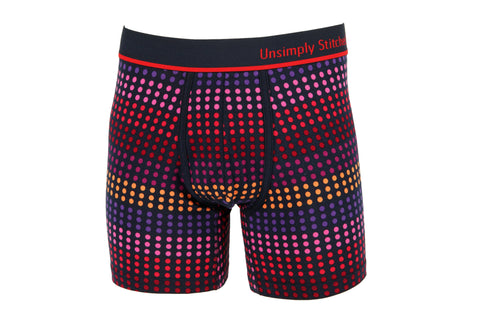 Mosaic Tile Boxer Brief Underwear