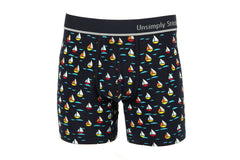 SAIL BOATS BOXER BRIEF
