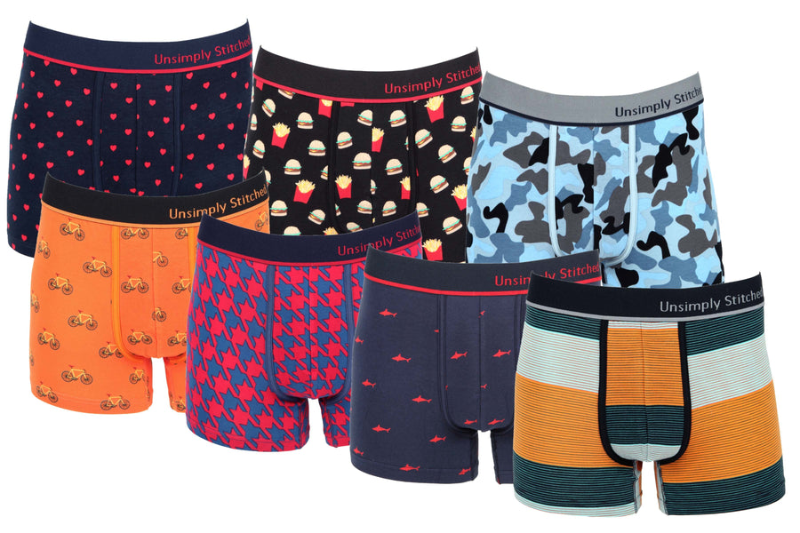 Boxer Trunks