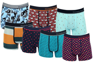 Boxer Trunk Value Pack 7