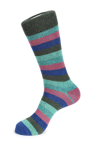 Terra Stripe Socks