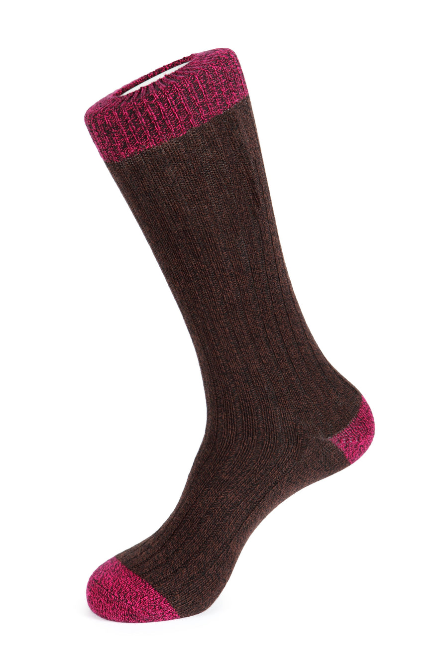 Two Tone Boot Socks