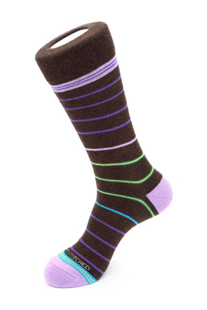 Candy Stripe Sock