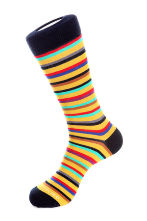 Smart Stripe Sock