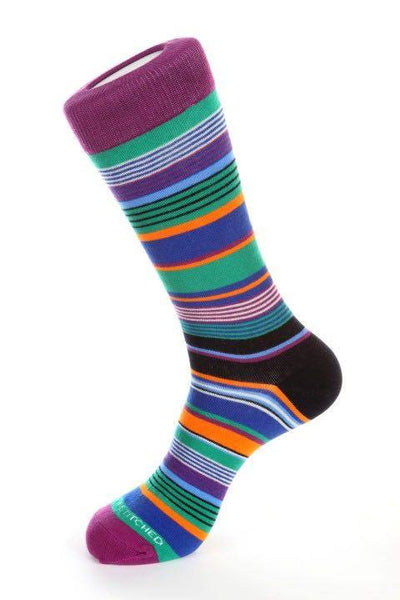 Jackson Stripe Sock