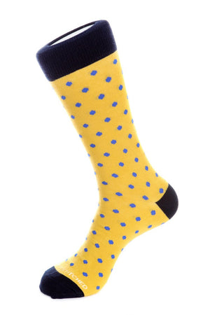 Simple Polka Dot Sock