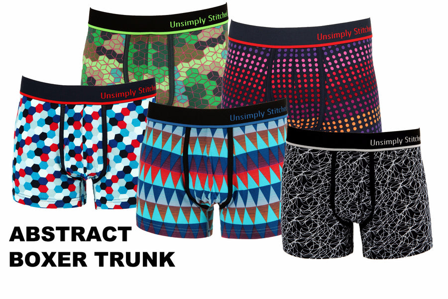 Boxer Brief/Trunk 5 Pack