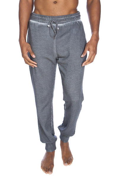 Dirty Washed Cotton/Modal French Terry Jogger