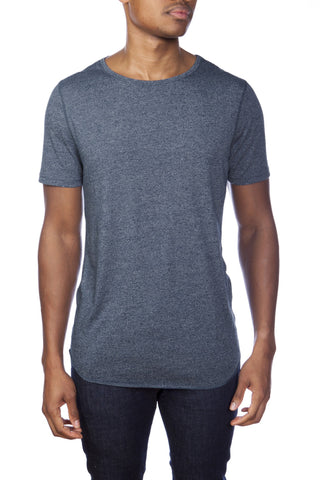 Super Soft Relaxed Neck Short Sleeve Lounge Tee